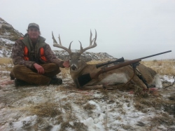 Hunting Guide in Montana in Cottonwood Outfitters