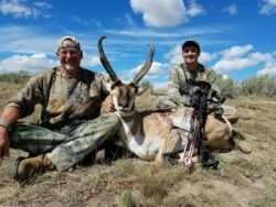 Guided hunting trips at Cottonwood Outfitters in Montana