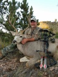 Guided hunts at Cottonwood Outfitters in Montana