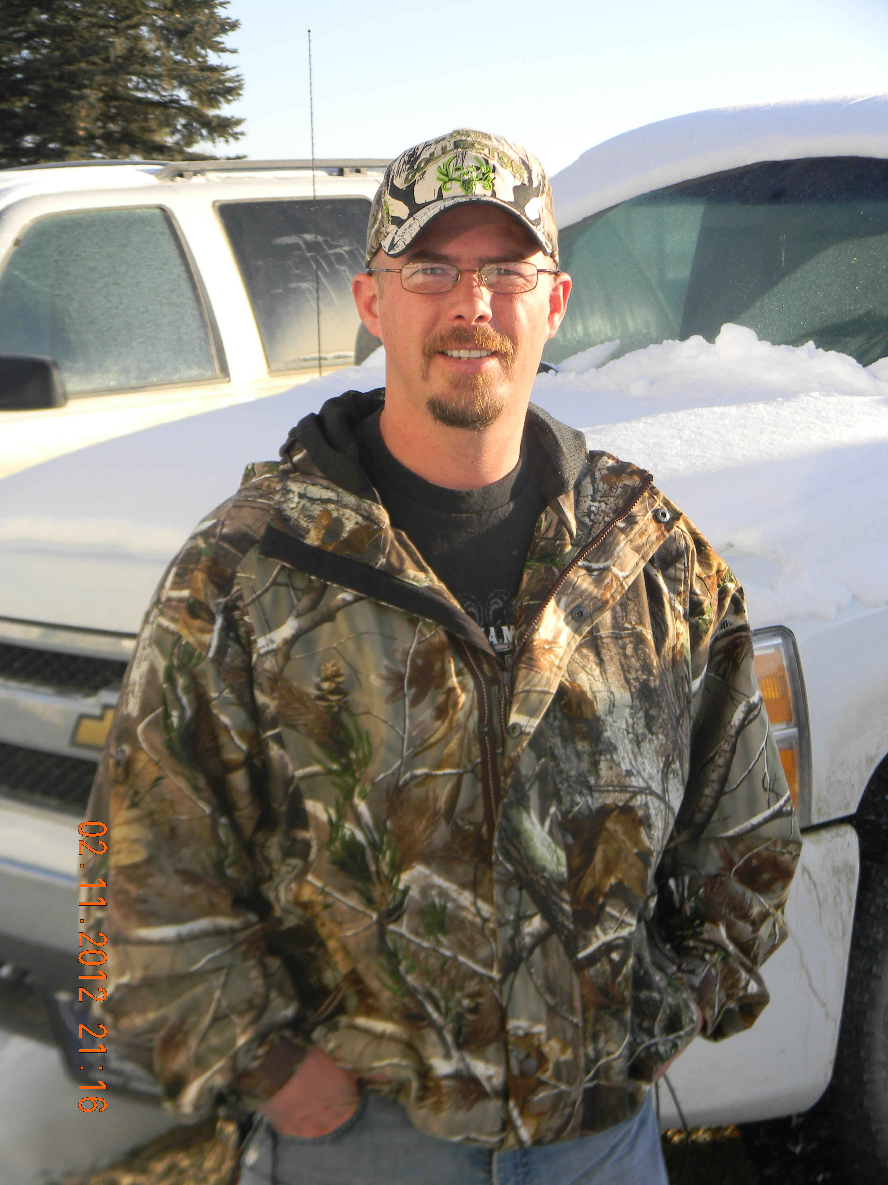 hunting outfitter guide Roger